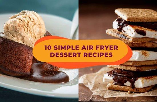air-fryer-dessert-recipe-cover-image