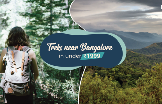 Treks and places to visit near Bangalore in under Rs 2000