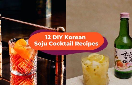 DIY Soju Drinks Recipes