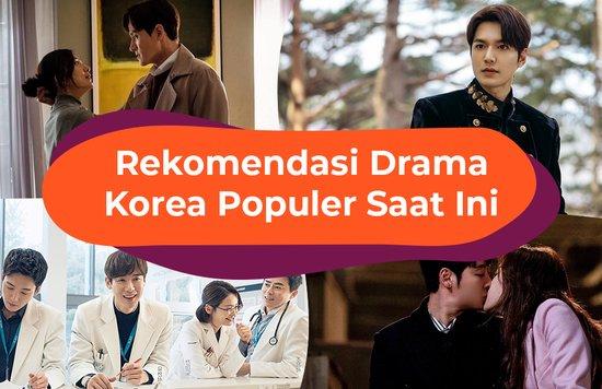 Rekomendasi Drama Korea Populer yang Sedang Berlangsung