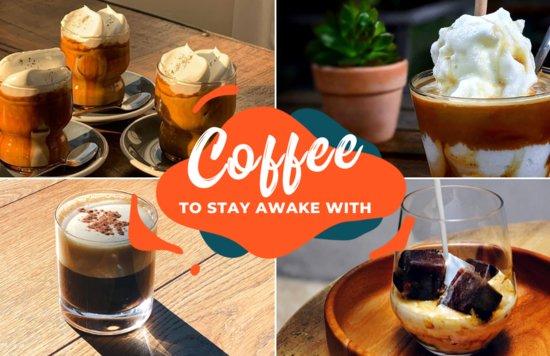 Coffee Recipes Blog Cover