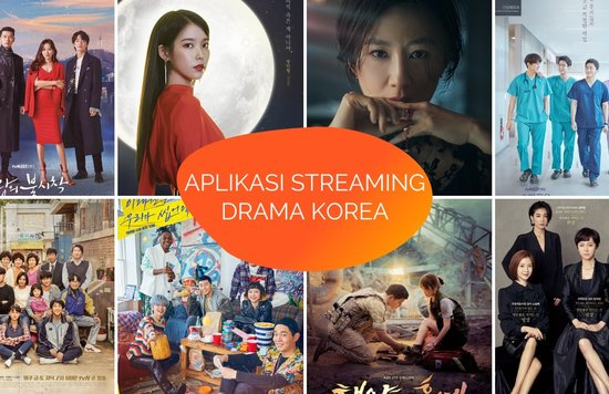 Aplikasi Streaming Drama Korea
