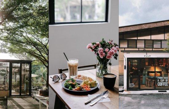 KL Cafe Hopping 吉隆坡咖啡馆