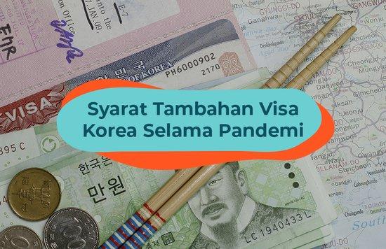 Blog Cover ID - Syarat Tambahan Visa Korea