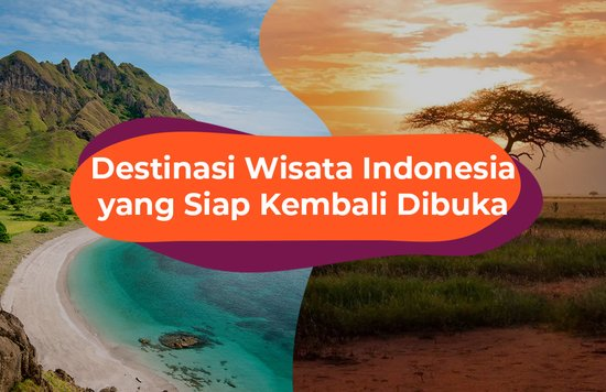 Wisata Indonesia Buka Kembali