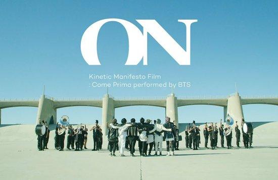 Lokasi Syuting Video BTS ON
