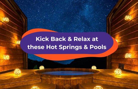NZ hot springs