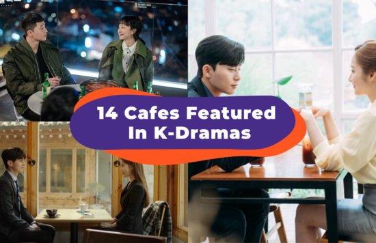 Blogheader - Kdrama Cafes