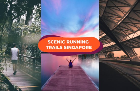 best places for running in singapore