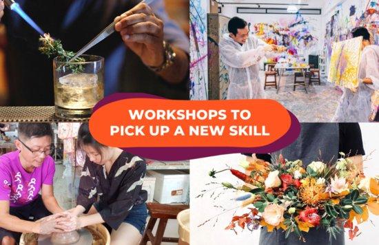 Workshops Blog Cover