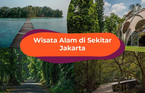 Wisata Alam Jakarta - Blog Cover ID