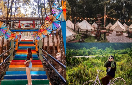 Gopeng Glamping Park Travel Malaysia Trip Staycation