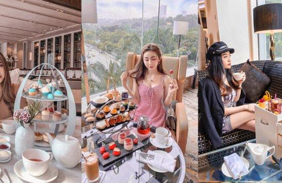 KL high tea afternoon tea