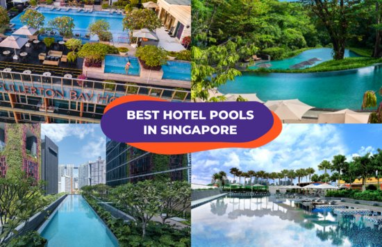 best hotel swimming pools singapore