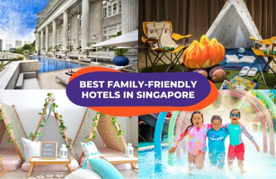 SG Family Friendly Staycation Hotel Blog Cover