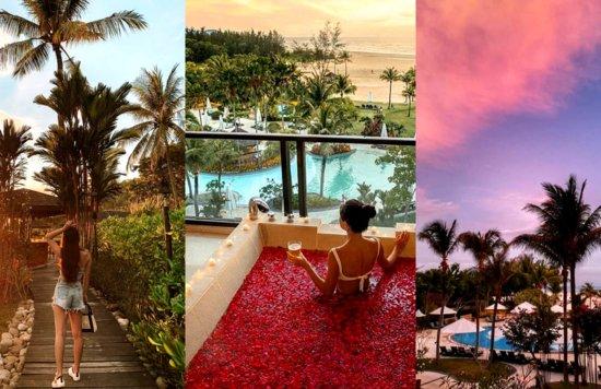 Blogheader - Shangri-La Rasa Ria Resort Sabah Kota Kinabalu