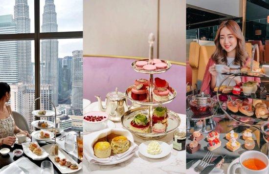 Blogheader - Best High Tea Spots KL Malaysia