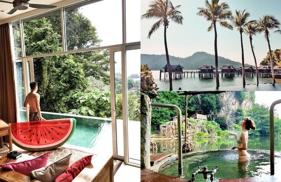 hotels private pools malaysia