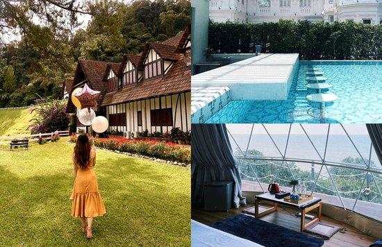 honeymoon romantic resorts malaysia