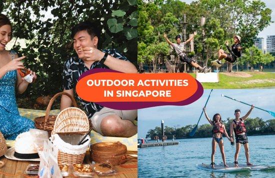 Outdoor Activities Singapore