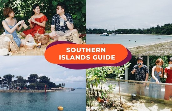 southern island guide cover image 2