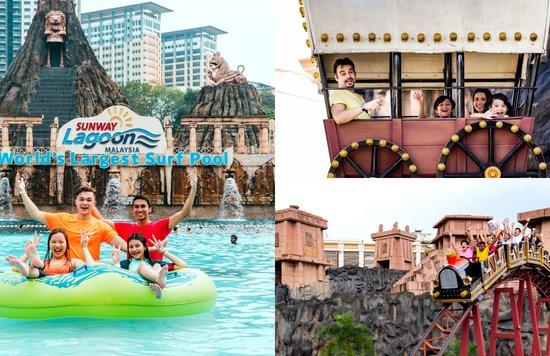 sunway lagoon theme park tickets
