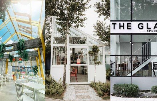 玻璃屋咖啡馆