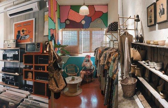 penang vintage unique stores