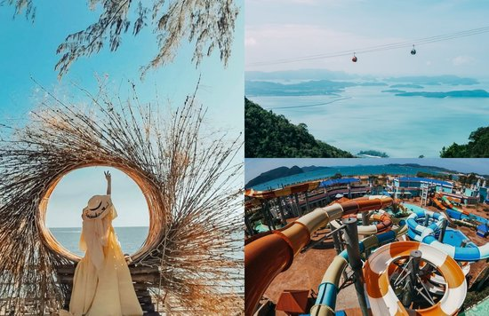 langkawi itinerary travel guide