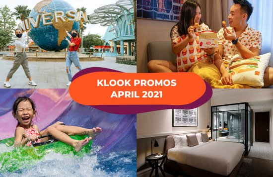 klook promo march 2021