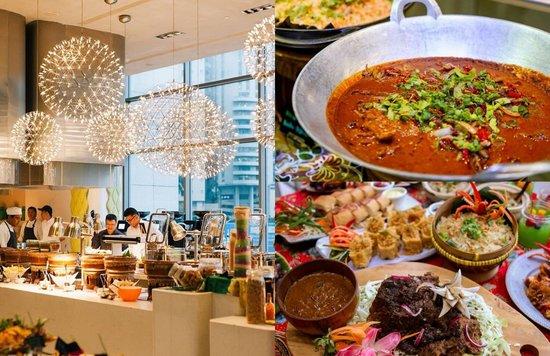ramadan buffet kl hotel nook aloft kl sentral