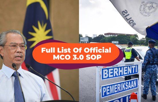 mco 3.0 sop announcement