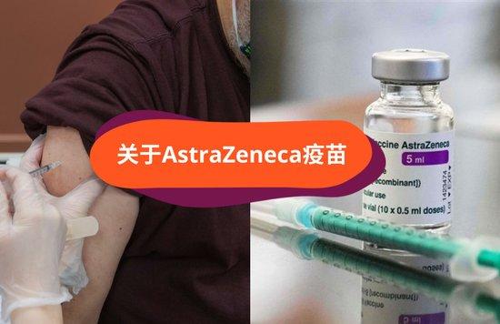 关于AstraZeneca疫苗