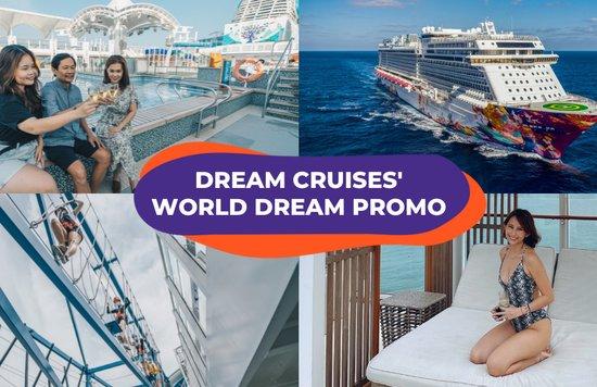 Dream Cruises World Dream Review Singapore