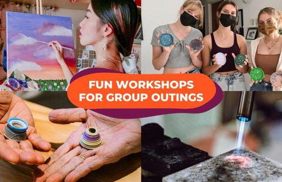 SG Fun Workshops in Singapore