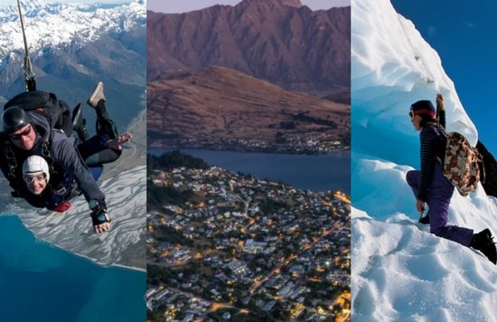 South Island New Zealand Campervan Itinerary