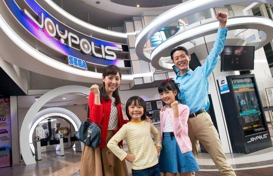 東京ジョイポリス|割引チケット、アトラクション、楽しみ方など徹底解説 [2021]