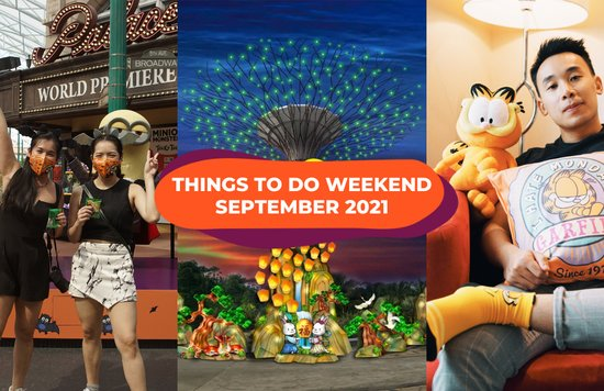things to do weekend sept 2021
