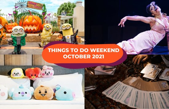 things to do weekend october