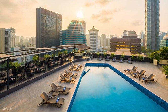 singapore staycation hilton singapore