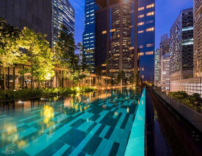 singapore staycation oakwood