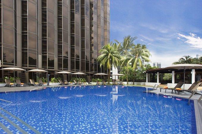SG Sheraton Towers Pool