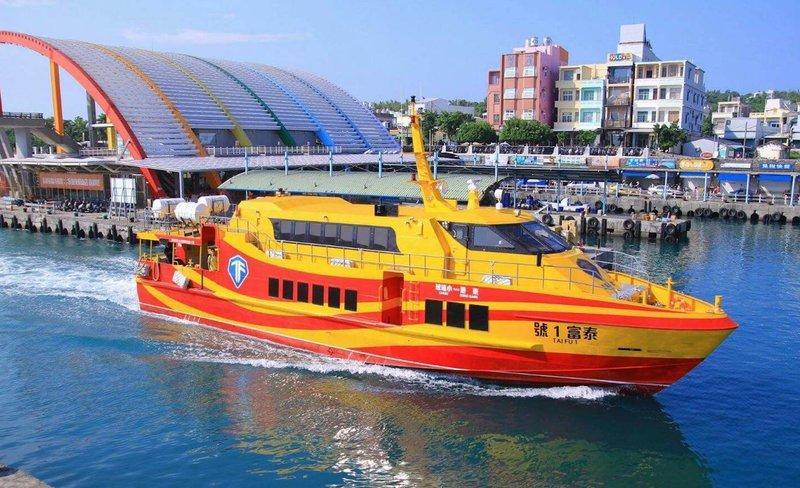 限時最高現折TWD170|屏東小琉球船票|東港漁港 - 小琉球往返船票&電動機車
