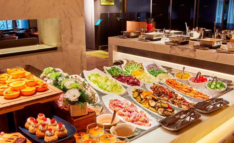慕軒飯店|GUSTOSO義大利餐廳|捷運信義安和站