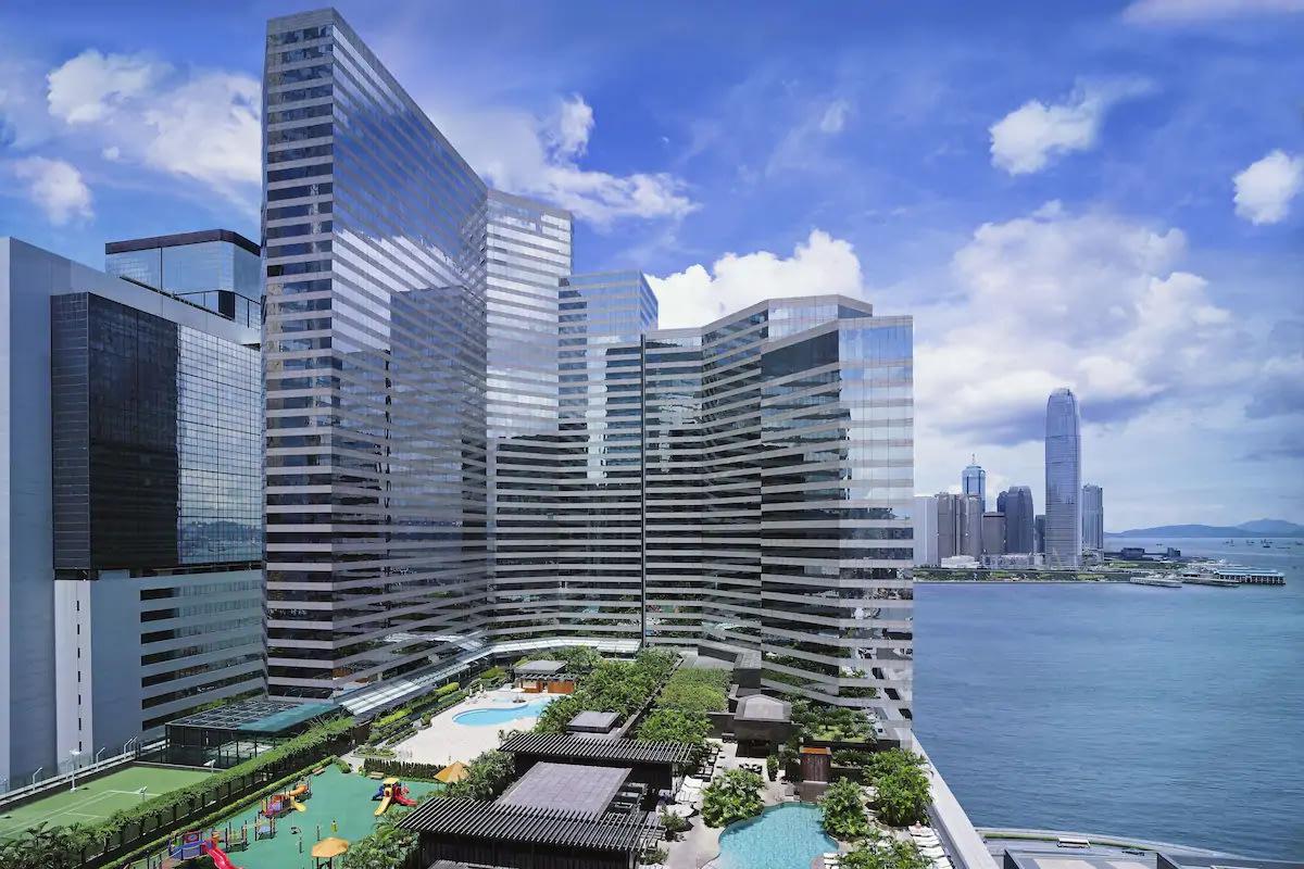 香港君悅酒店 外圍