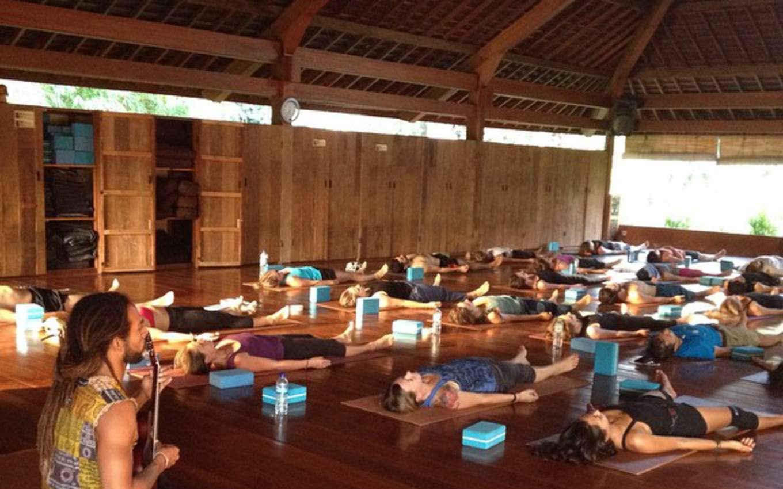 the yoga barn yoga class