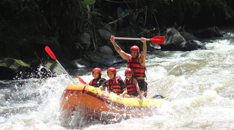 white water rafting ubud