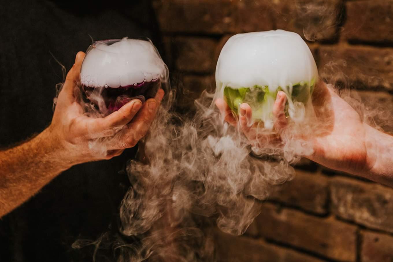 the cauldron london