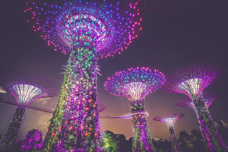 Singapore Marina Bay Gardens By The Bay