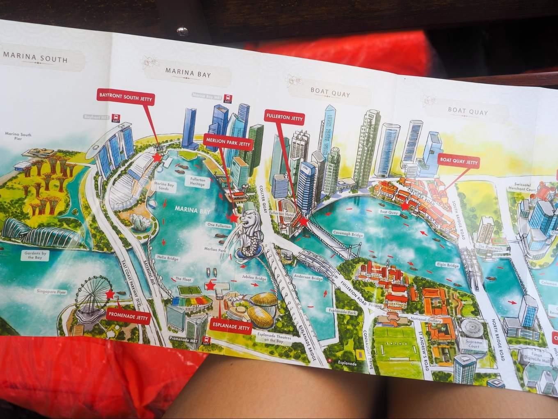 ingapore Marina Bay River Cruise